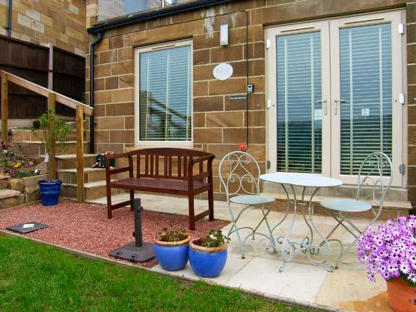 COWSLIP RETREAT, pet friendly, luxury holiday cottage, with open fire in Sleights, Ref 7316 - Image 1 - Sleights - rentals