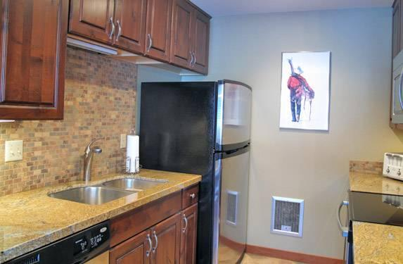 2 bed /2 ba- NEZ PERCE #C3 - Image 1 - Teton Village - rentals