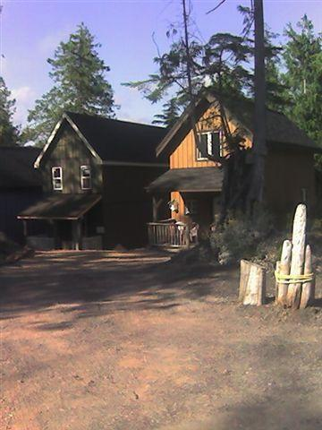 Both Cabins - Spring Cove Cabins - Ucluelet - rentals
