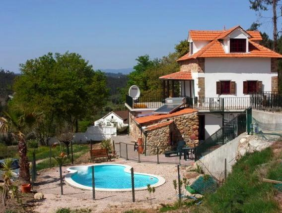 "Quinta Lamarinho - Private ""Farmhouse"" with Pool, Quinta Lamarinho - Arganil - rentals"