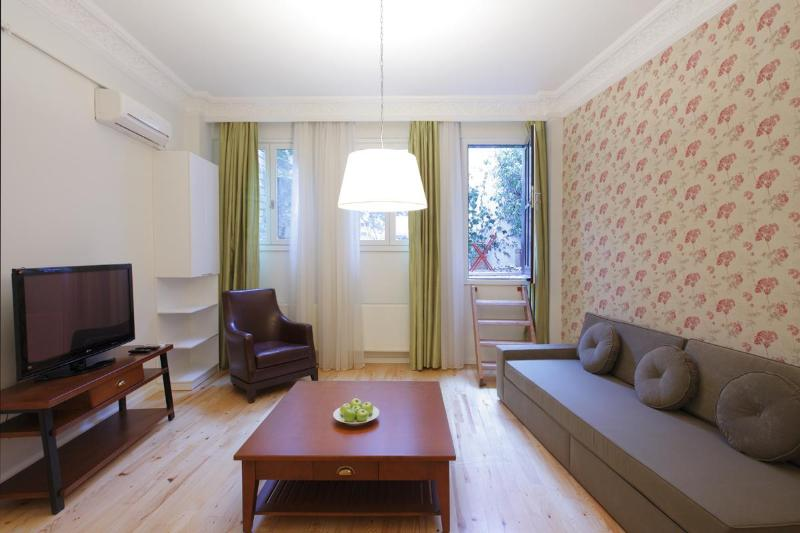 Lush Houses Galata - Garden Apartment - Image 1 - Istanbul - rentals