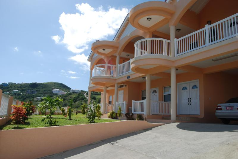 Villa Laurent - Magnificent View of the Caribbean and the Atlantic - Frigate Bay - rentals