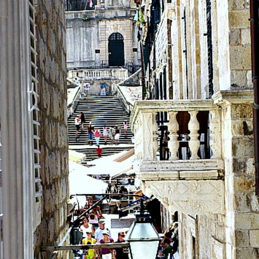 view - Lovely Apt. AdrianaFlora -  heart of the old  town - Dubrovnik - rentals