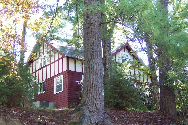 Periwinkle is a beautiful cottage that can accommodate up to 6 in beds. - Periwinkle Cottage - Flat Rock - rentals