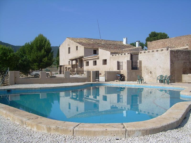 The Olive Tree Guest House and Pool - The Olive Tree Country Guest House Spain - Jumilla - rentals