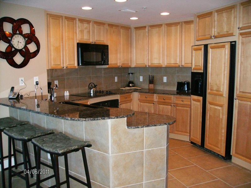 Fully Stocked Kitchen - 701D Amazing Portofino Luxury Vacation - Pensacola Beach - rentals