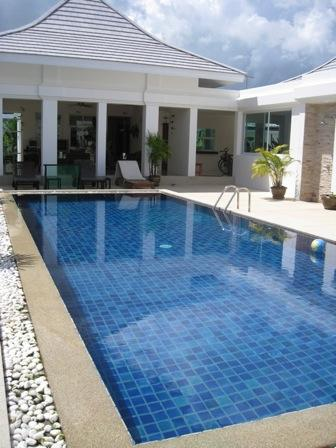 Clubhouse & Swimming Pool, Stone throw from the property - YlangYlang Cottage - 2 Bedrooms Bangtao Beach - Bang Tao Beach - rentals