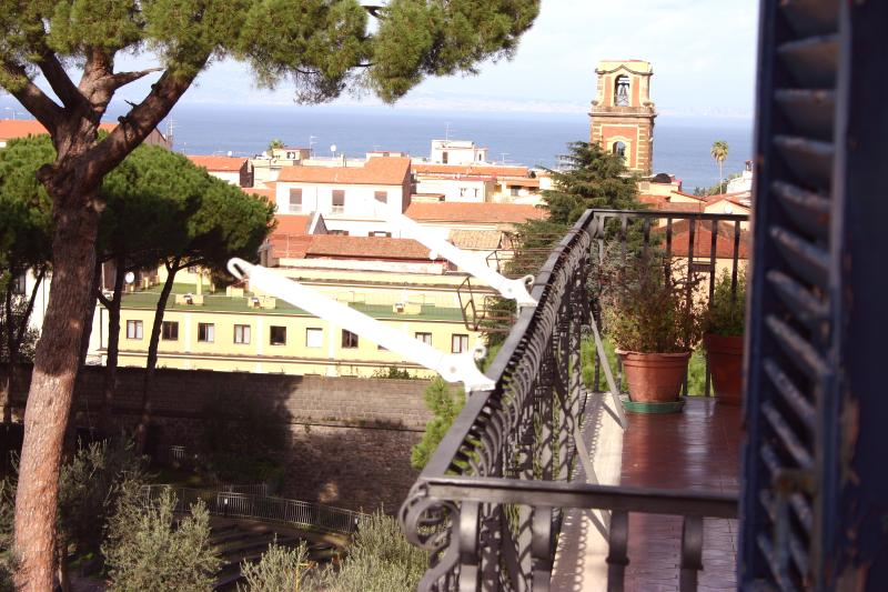 View from the balcony - Daria apartment - Sorrento - rentals