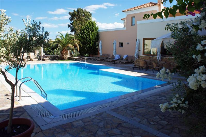 Harmony Hotel Apartments Peloponnese - Harmony Apartments Maisonette DANAE for 4-8 pers. - Aiyion - rentals