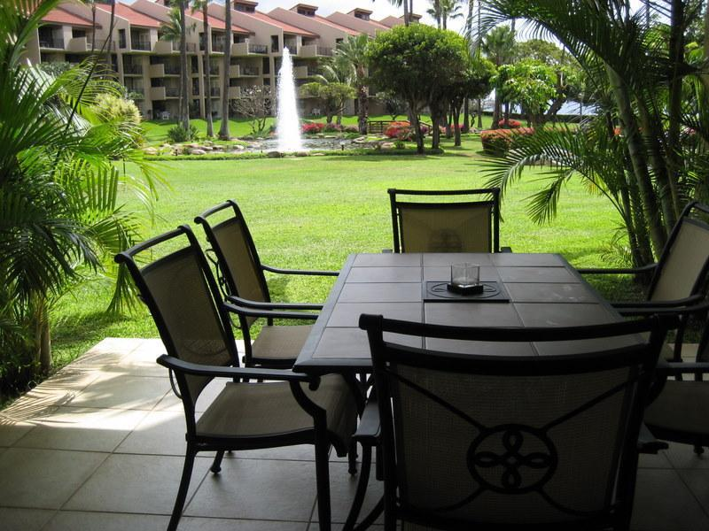 Private Lanai - Ideally Located Kamaole Sands Ground Floor Condo - Kihei - rentals
