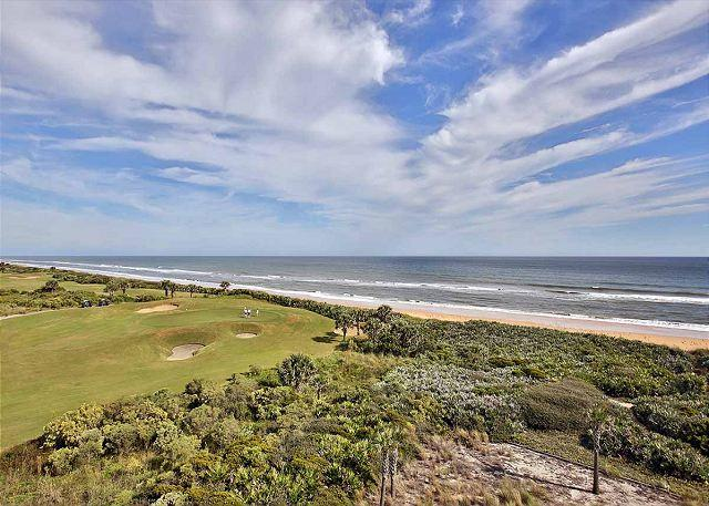 5th floor signature oceanfront and golf view - Magnificent Ocean & Golf Views in Cinnamon Beach! - Palm Coast - rentals