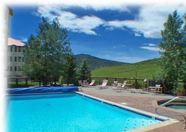 Outdoor Heated pool & Hot tub - Extra Amenities!  20% off August - Steamboat Springs - rentals