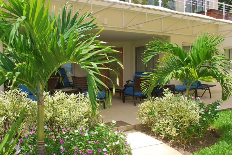 Apt 101, The Condominiums at Palm Beach, Christ Church, Barbados - Beachfront - Image 1 - Hastings - rentals