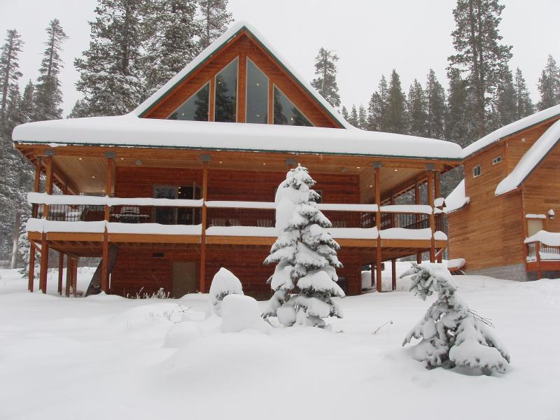 New 2008 built Echo Lake / Sierra at Tahoe Chalet - Image 1 - Echo Lake - rentals