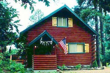 Summer Time in the Woods - Alpine Haven Cabin, Views, Ski, Hot Tub - Pagosa Springs - rentals