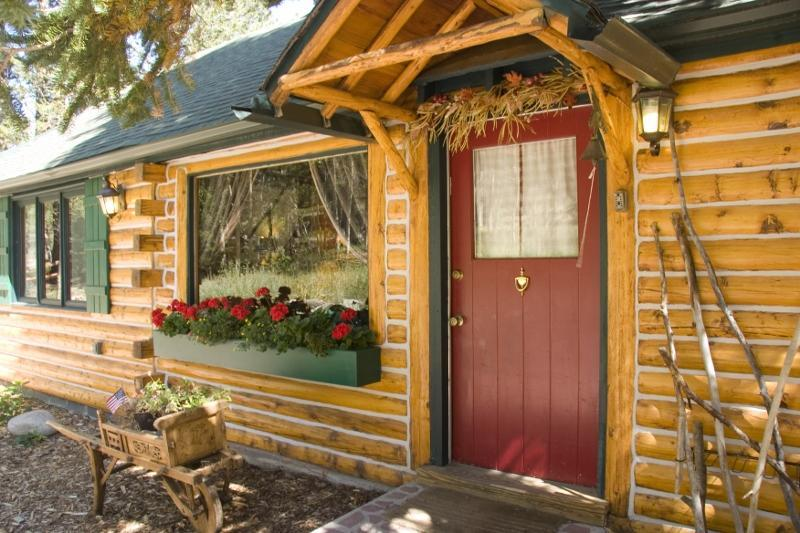A storybook cabin - Aspen Mountain Cabin on wooded Lot w/WiFi - Allenspark - rentals