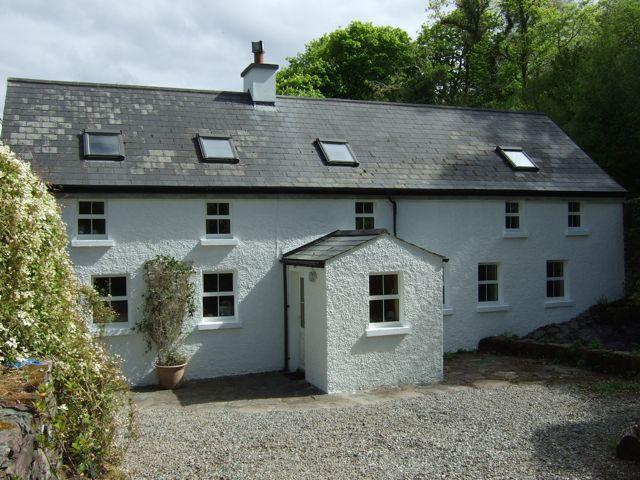 Front View - The Coach House - Connemara - rentals