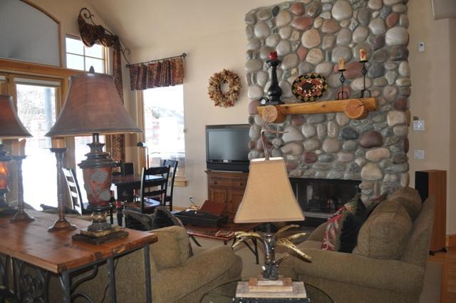 Living Area of Home at Masters 4, 32 Masters Dr., Copper Mountain, CO 80443 - Masters 4 - 5 bedroom home - Copper Mountain - rentals