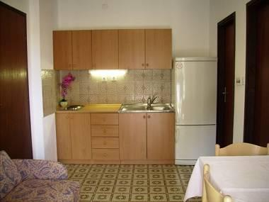 A LARA(4+1): kitchen and dining room - 4434 A LARA(4+1) - Malinska - Malinska - rentals