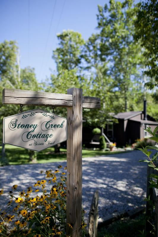 Welocme to Stoney Creek Cottage - SOUTHERN OHIO'S WOODLAND COTTAGE you've dreamed of - Chillicothe - rentals