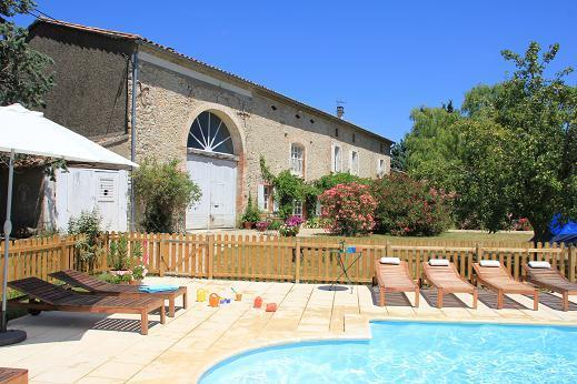 Beautiful 18th century farmhouse, rural SW France - Image 1 - Puylaurens - rentals