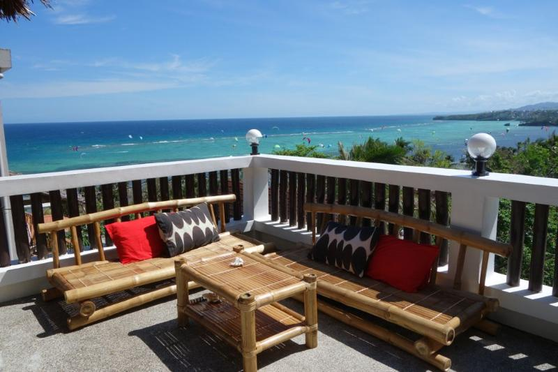 Top floor - Boracay House*GREAT Location* 3 Apartments/6 Rooms - Boracay - rentals