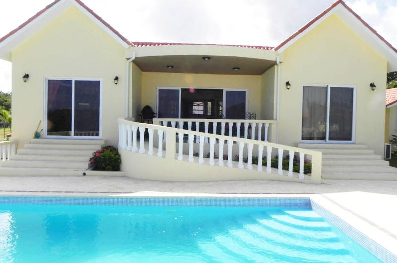 High spec villa in gated community!(629) - Image 1 - Sosua - rentals