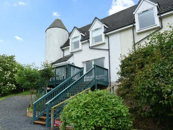 16 LARKHALL COTTAGES, pet friendly, country holiday cottage, with a garden in Jedburgh, Ref 8482 - Image 1 - Jedburgh - rentals