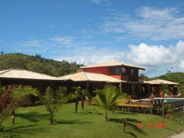 House Nr 10 Txai Resort - Luxury 4 room house with pool in Bahia Brazil - Itacare - rentals