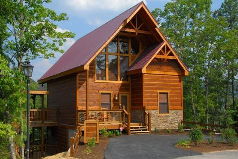 Life is Good - A Suite Mountain Escape - 2BR/2BA w/Loft, Sleeps 8 - Pigeon Forge - rentals
