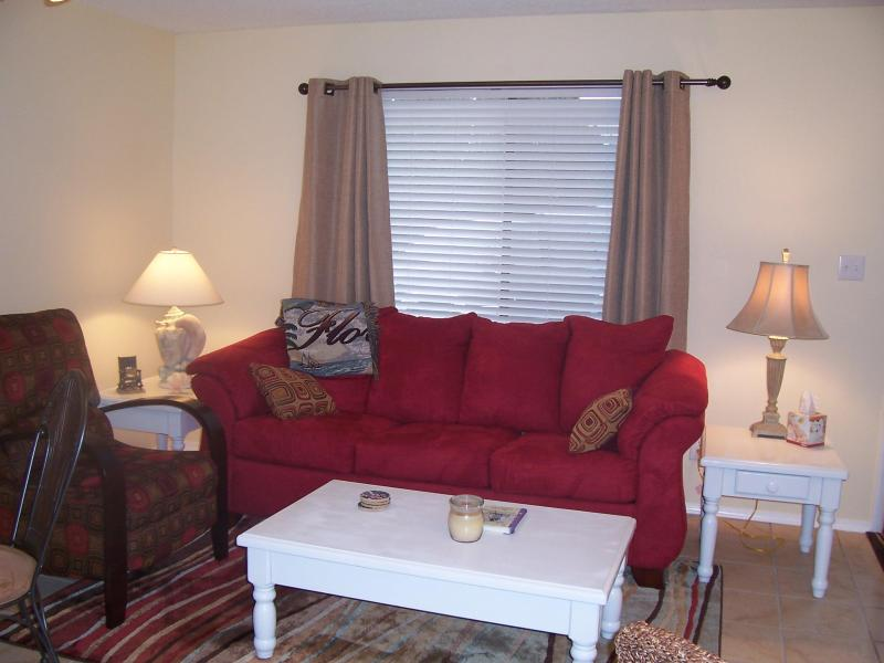 Comfortable Furnishings - Sandprints, Sea and Sunshine - Miramar Beach - rentals