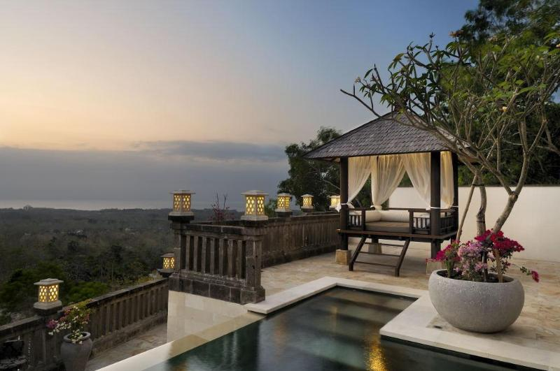 The View  West  - Sunsets Every Night - Family Villa with Amazing Views and Pool Fence - Jimbaran - rentals