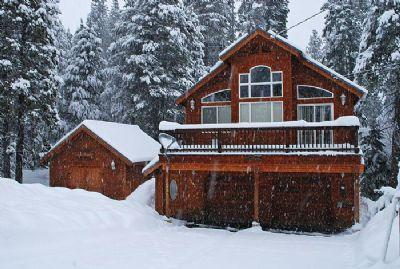 Bernese Mountain Home *no longer available* - Image 1 - Truckee - rentals
