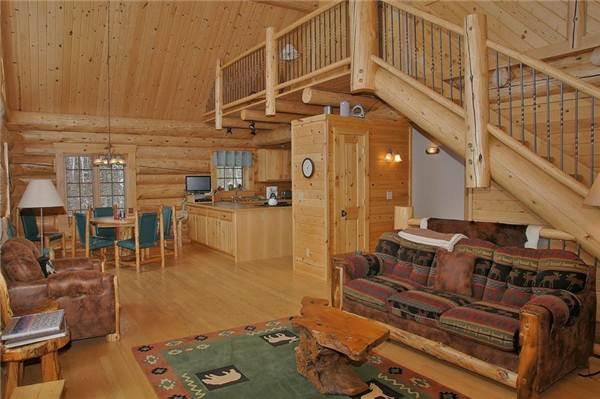Inspiration Point Two Bedroom Cabin - Image 1 - Fraser - rentals