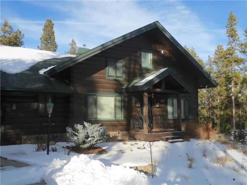 Winter Wonderland Three Bedroom Plus Loft Home - Image 1 - Tabernash - rentals