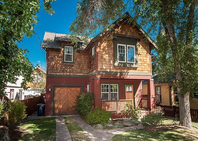Home away from home!! - Really a great new home - two blocks from core downtown - who needs the car!! - Bend - rentals