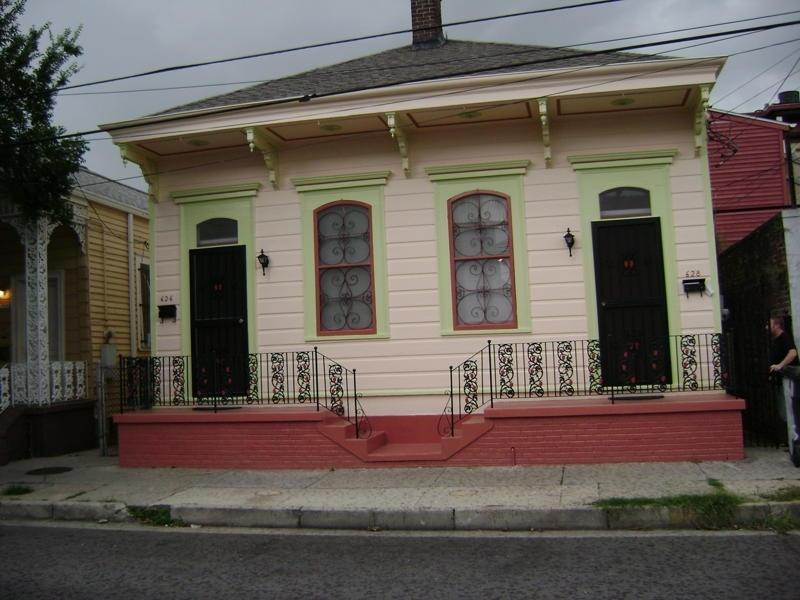 Pure New Orleans Shotgun - New Orleans Rental in the famous Marginy Triangle. - New Orleans - rentals