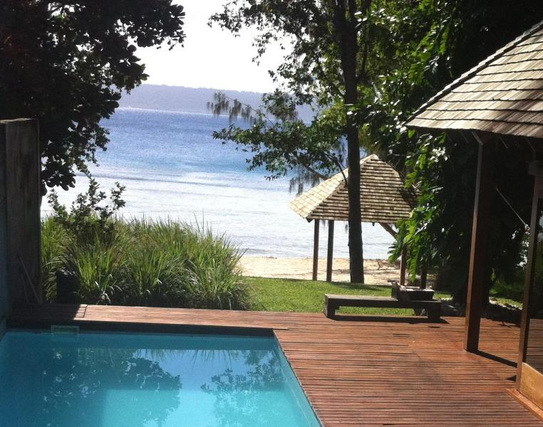 Kooyu Pool Beachfront Villa - Kooyu Villas - Relaxed Luxe Beachfront Pool Villas - Port Vila - rentals