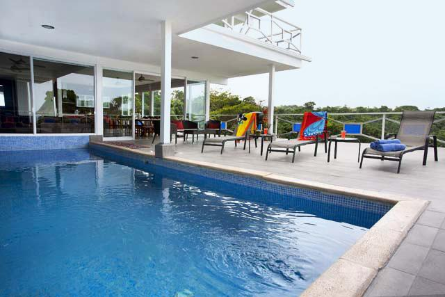 Private Pool - Incredible Ocean Views, Private Pool & Jacuzzi - Manuel Antonio - rentals