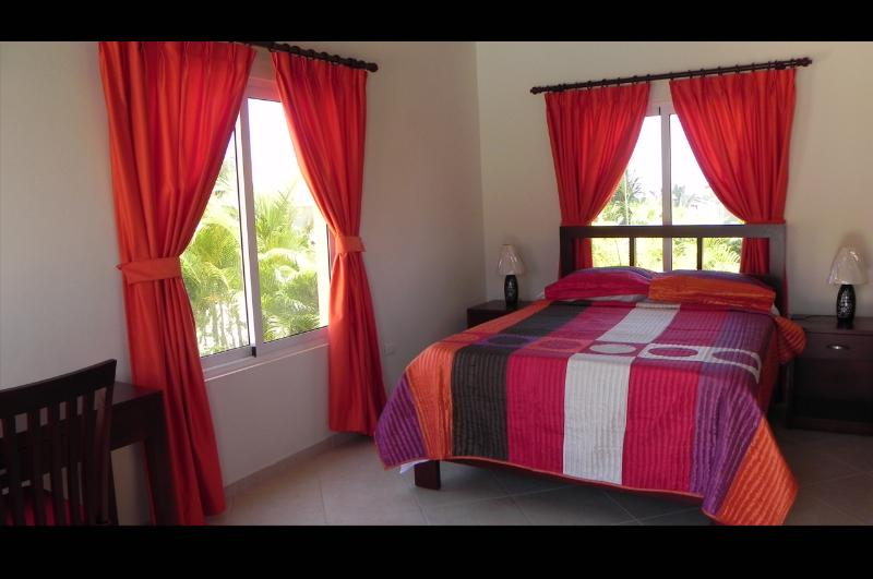 Ultimate Privacy 6-bedroom; each room has an en-suite private bathroom and Cable TV. This villa is not only accommodating, it is lush!(631) - Image 1 - Sosua - rentals