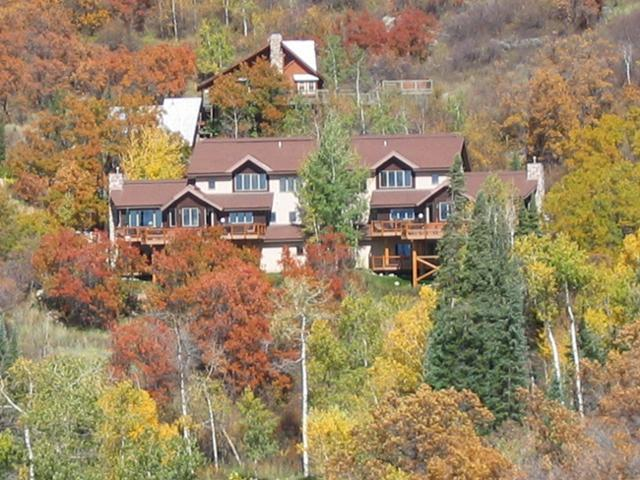 Vista Chalet - Yampa Vista is the right side - Yampa Vista Chalet - Steamboat Springs - rentals