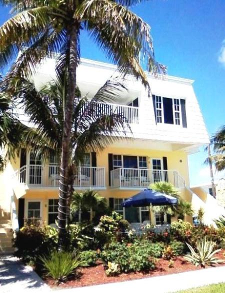 OUR BEAUTIFUL INN! - Live At The Beach In A Lovely Boutique Building! - Lauderdale by the Sea - rentals