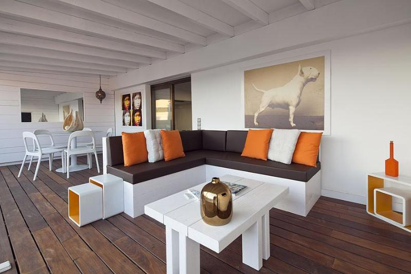 Exclusive and modern penthouse(464) - Image 1 - Barcelona - rentals