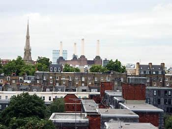 VAU - 2BR flat with views of the London skyline - Image 1 - London - rentals