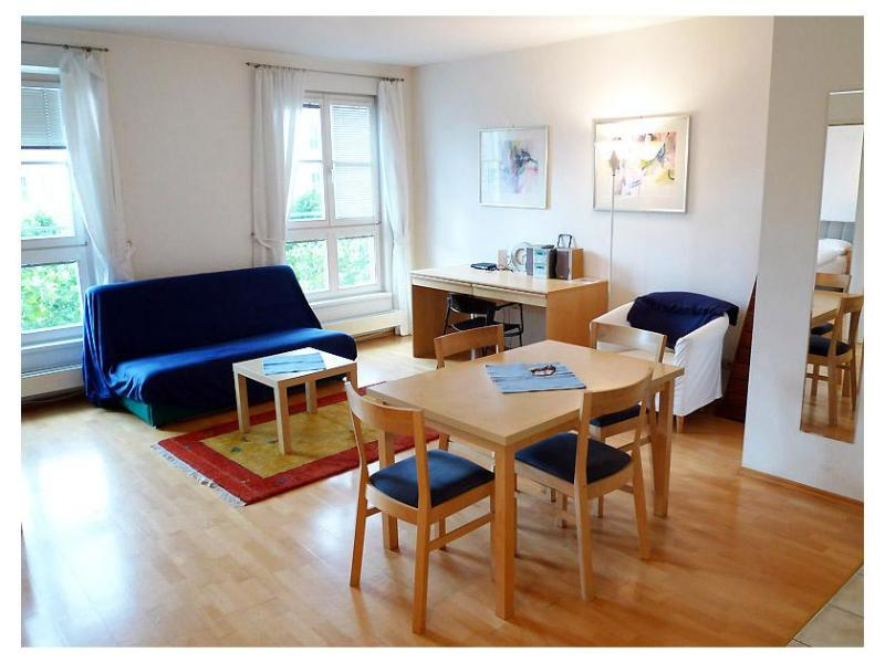 Living room - Apartment Praterstrasse76 - modern in the city - Vienna - rentals