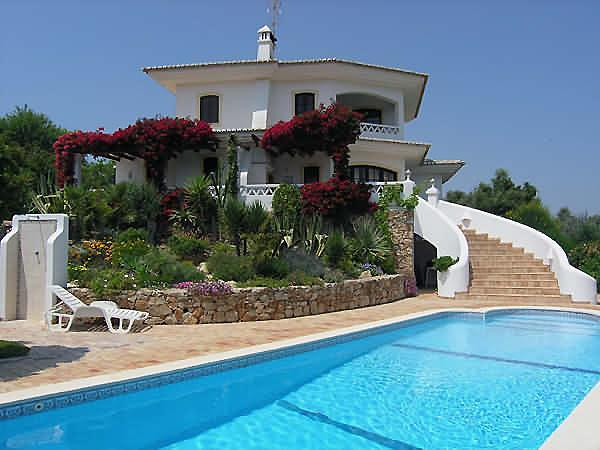 Verde 3 Bed 3 Bath Villa Pool Sea View Beach - Image 1 - Marinha Grande - rentals