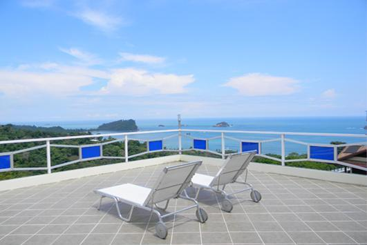 Yet another amazing view! - Luxury Villa, Ocean & Jungle Views, Pool & Jacuzzi - Manuel Antonio - rentals