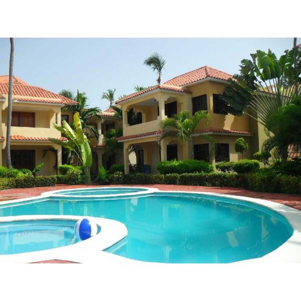 Very quaint villa with 3 terraces, large kid friendly pool & great landscaping - Dreamy Colonial Style villa in Punta Cana - Punta Cana - rentals