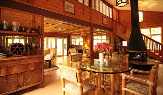 a perfect union of luxury and privacy - Hale Hapu'u Rain Forest Retreat - Volcano - rentals