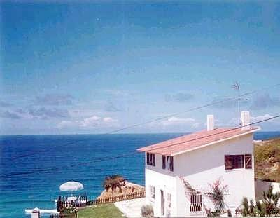 Property view - Beautiful house above the ocean with sea view - Nazare - rentals